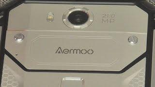 Супер защищенный смартфон Aermoo M1