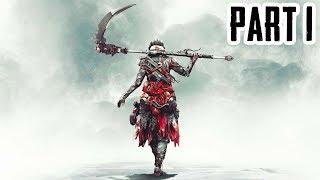 DARK SOULS LIKE 🔹NEW OPEN WORLD RPG 🔹ASHEN