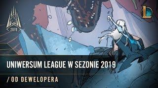 Uniwersum League w sezonie 2019 | /od dewelopera — League of Legends