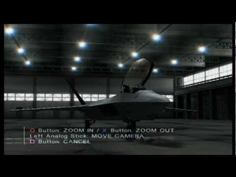 Brimstone Presents: Ace Combat 4 Mission 18 + ending (Megalith)