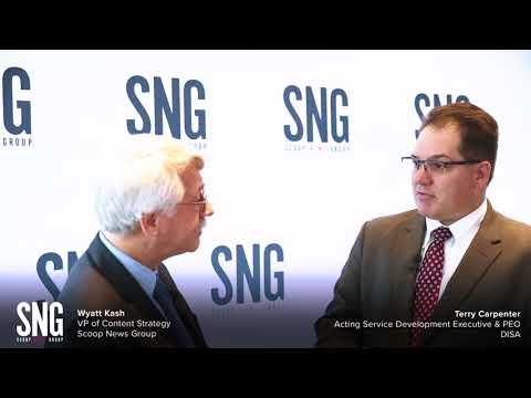 Terry Carpenter — Juniper Government Innovation Forum