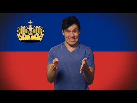 Flag/ Fan Friday LIECHTENSTEIN (Geography Now!)