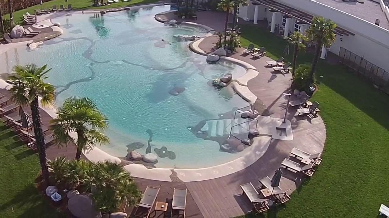Terme di relilax spa e piscine a montegrotto terme abano youtube - Piscine termali montegrotto ...