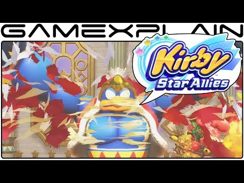 Download Youtube: Kirby: Star Allies & Battle Royale - Nintendo Direct DISCUSSION