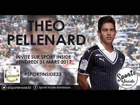 Replay - Sports Inside: #80 avec Théo Pellenard (Girondins de Bordeaux)