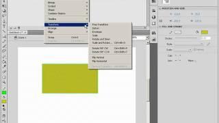 Модификатор Distort в Adobe Flash CS4 (18/46)