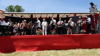 St Laurent de Ceris juillet 2016 Arrivée des musiciens