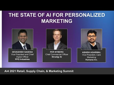 Panel: The State of AI for Personalized Marketing