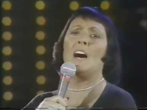 Keely Smith--1983 TV Hit Medley, That Old Black Magic, It