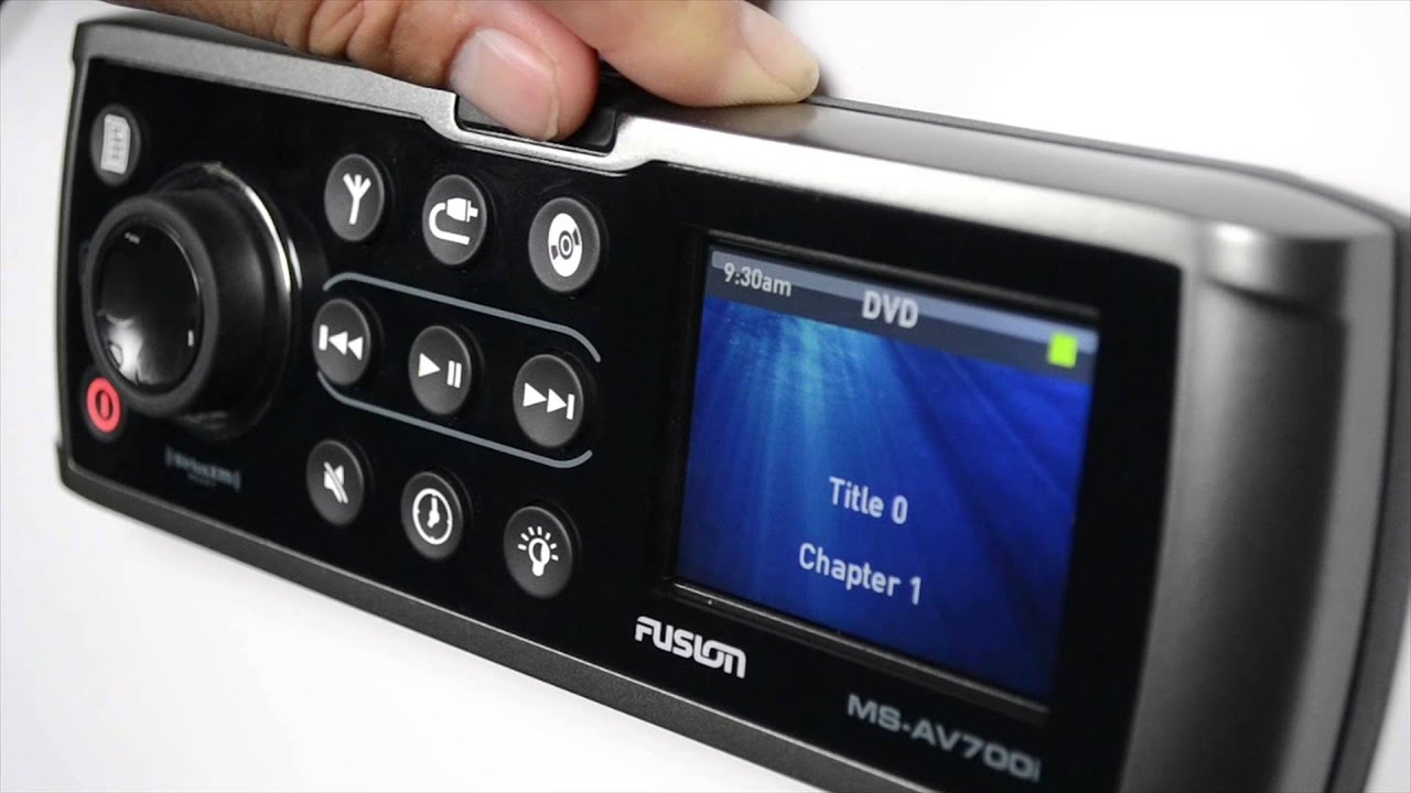 users guide to the fusion marine stereo youtube  users guide to the fusion marine stereo
