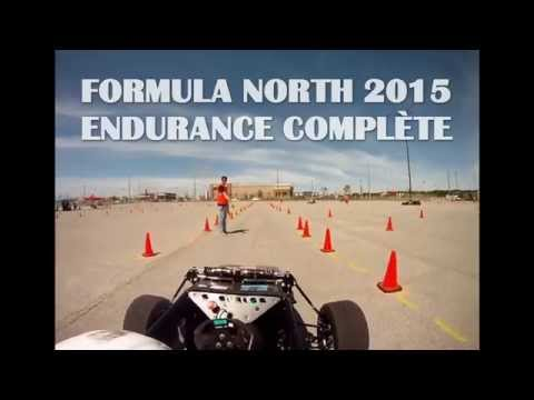 Formula North 2015 - Full Endurance Polytechnique Montréal