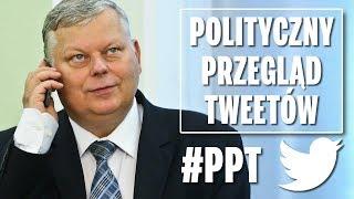 Nadludzka inteligencja Marka Suskiego - Polityczny Przegląd Tweetów.