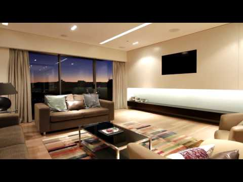 Deville Penthouse Main Beach Gold Coast ipad viewing