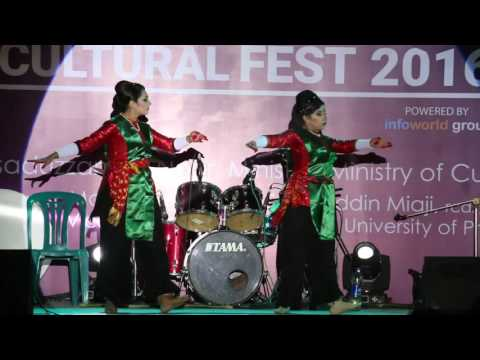 AFMC BD performance in BUP cultural fest