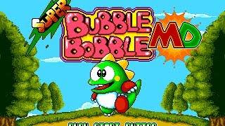 Sega Genesis Classics 013 - Super Bubble Bobble MD (Unlicensed)