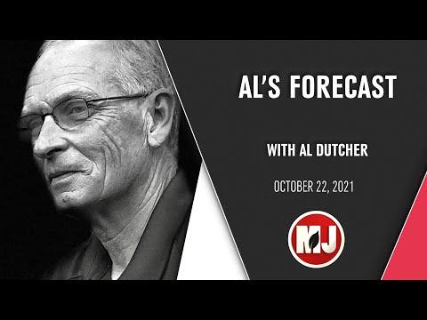 Al's Forecast | October 22, 2021