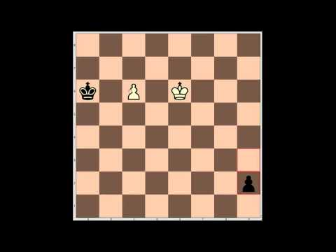 Pawns in Chess #1 The Réti endgame study (1921)