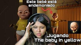 CUIDANDO UN BEBÉ ENDEMONIADO(THE BABY IN YELLOW) screenshot 4