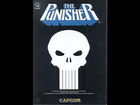 The Punisher (arcade) 1080p