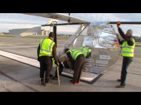 DaSH PA Human Powered Flight at NASA Ames 161211 Live Stream