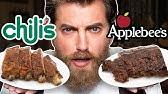 Applebees vs. Chili's Taste Test   FOOD FEUDS