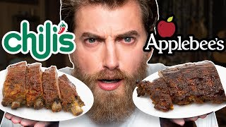Download Applebees vs. Chili's Taste Test | FOOD FEUDS Mp3 and Videos