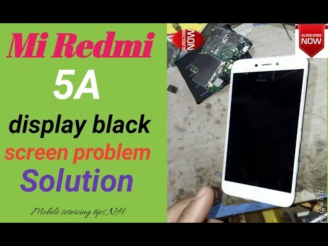 Download How To Mi Redmi 5a All Mobile Lcd Display Ic Light