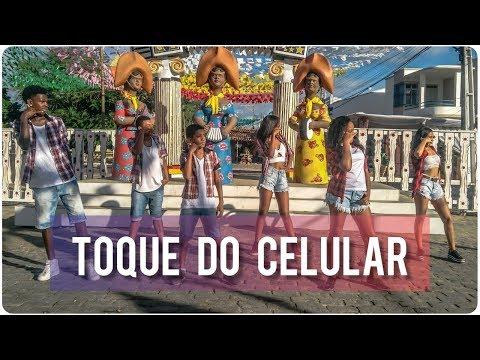 Toque do Celular - Luan Forró Estilizado Versão  São João 2019  Coreografia