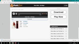 MusicPleer - Um ótimo site para baixar músicas