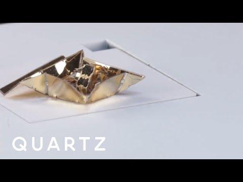 Tiny origami Transformers