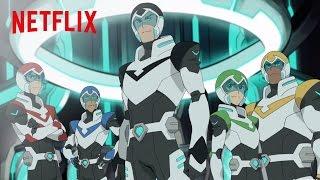 Voltron : Le Défenseur Légendaire Saison 2 : Bande-annonce officielle [HD] : Netflix