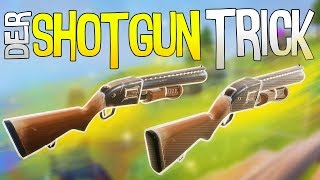 DOPPEL SHOTGUN TRICK | Fortnite Battle Royale