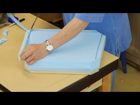 How to Upholster a Chair Part 1   Paul Sellers