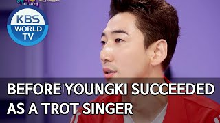 Before Youngki succeeded as a trot singer [Happy Together/2020.03.26]