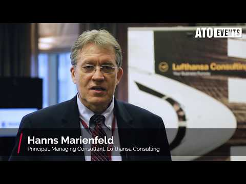 Hanns Marienfeld, Lufthansa Consulting at Aircraft Finance and Lease Russia & CIS – 2017