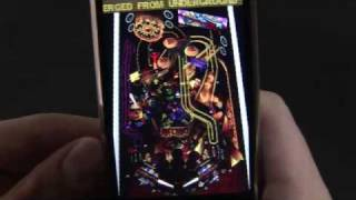Zen Pinball Inferno iPhone iPod Game Review