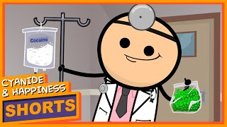 Dr. Realdoctor 2 - Cyanide & Happiness Shorts