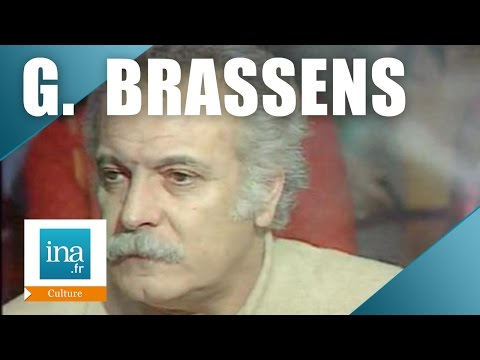 L'antimilitarisme de Georges Brassens face au Général Bigeard | Archive INA