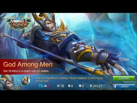 Mobile Legends: Yun Zhao - Get Your Enemies Tower |