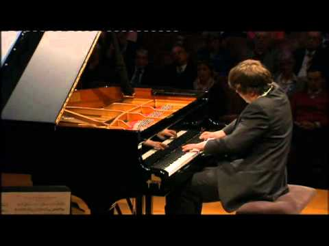 Mikhail Berestnev - Brahms Variations on the theme by Handel op. 24