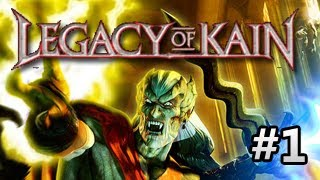 Legacy of Kain Defiance #1 - Prólogo