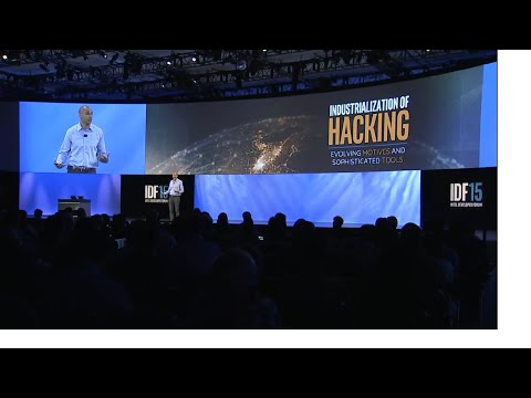 Intel Developer Forum 2015: A Day in the Life with Christopher Young