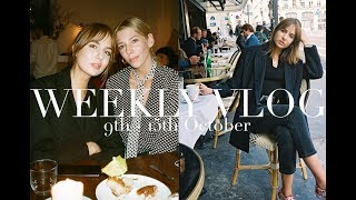 Weekly Vlog | Girly Trip To Paris
