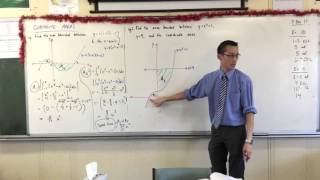 Composite Areas (2 of 3: Finding the Upper and Lower Bounds to solve the question of area)