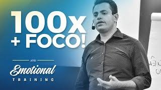 Quer desvendar os segredos para aumentar o seu nível de FOCO 100x M...