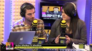 "Archer After Show Season 5 Episode 2 ""Archer Vice: A Kiss While Dying""