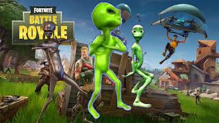 Howard the alien 100% Real Dance Give me your little thing in Fortnite Battle Royale