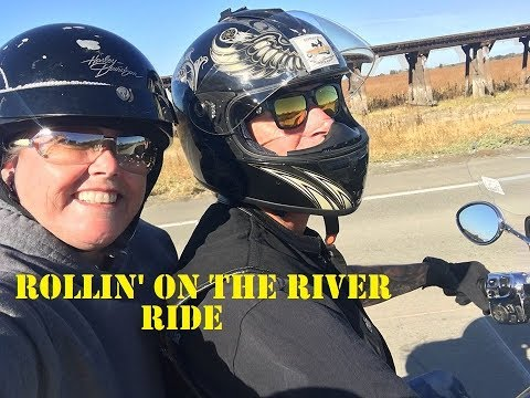ROLLIN' ON THE RIVER Ride