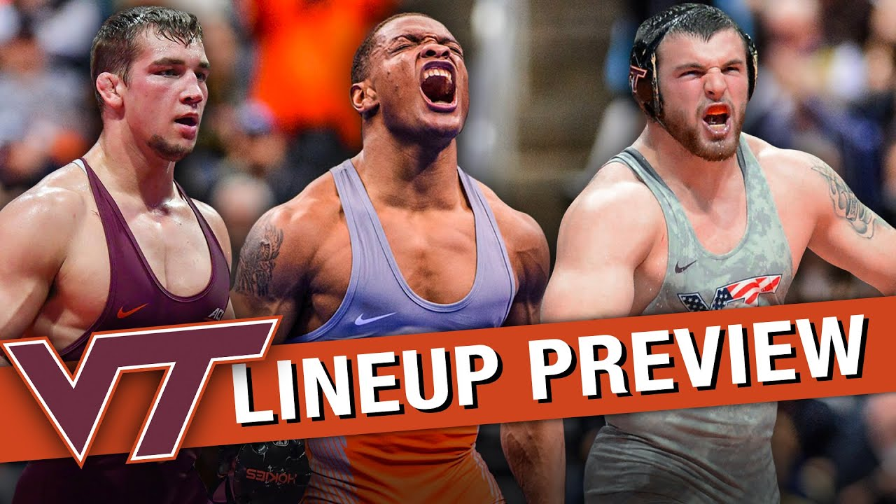Virginia Tech Poised for an ACC Title Run - Lineup Preview (2021)
