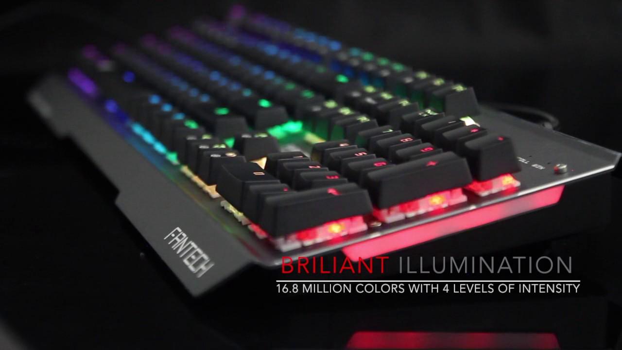 819f2ea38d6 Pantheon MK881 RGB Mechanical Keyboard. Fantech World